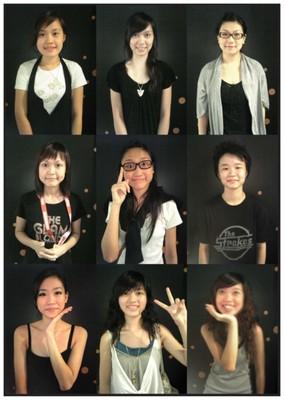 9 girl